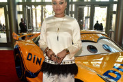 Andra Day Embellished Top