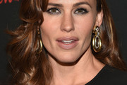 Jennifer Garner Long Curls with Bangs