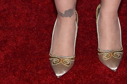 Alyssa Milano Evening Pumps