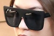 Gigi Hadid Oversized Sunglasses