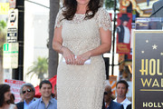 Valerie Bertinelli Cocktail Dress