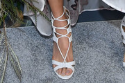 Jamie Chung Lace-Up Heels
