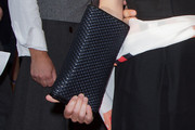 Sophie Marceau Quilted Clutch