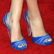 Victoria Justice Shoes - Peep Toe Pumps