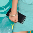 Victoria Justice Handbags - Satin Clutch