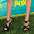 Victoria Justice Shoes - Strappy Sandals