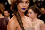 Joan Smalls Loose Braid