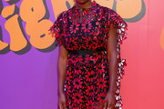 Danai Gurira Lace Dress