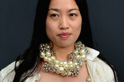 Yi-Zhou Multi Beaded Necklace