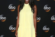 Aja Naomi King Mini Dress