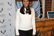 Aja Naomi King Crewneck Sweater