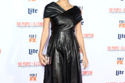 Moran Atias Leather Dress