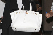 Pamela Anderson Leather Tote