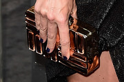 Heather Morris Box Clutch