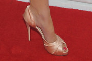 Sandra Lee Peep Toe Pumps