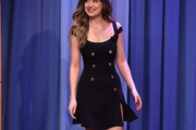 Dakota Johnson Little Black Dress
