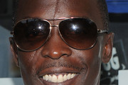 Michael Kenneth Williams Aviator Sunglasses