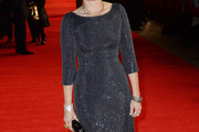 Nina Jacobson Beaded Dress