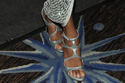 Whitney Houston Strappy Sandals