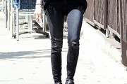 Lucy Hale Skinny Jeans