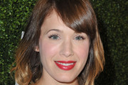 Marla Sokoloff Medium Wavy Cut with Bangs