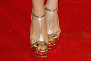 Delfina Delettrez Fendi Evening Sandals