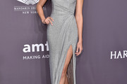 Josephine Skriver One Shoulder Dress