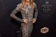 Sheryl Crow Form-Fitting Dress