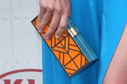 Nikki Deloach Box Clutch