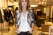 Anine Bing Sequined Jacket