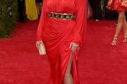 Kris Jenner Evening Dress