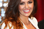 Jennifer Metcalfe Long Wavy Cut