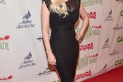 Holly Madison Little Black Dress
