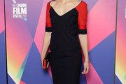 Jodie Whittaker Midi Dress