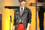 Carly Rae Jepsen Leather Jacket
