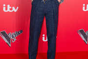 Emma Heming Willis Print Pants