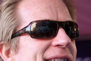 Matthew Modine Rectangular Sunglasses
