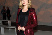 Bella Heathcote Sequined Jacket