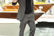 Casey Affleck Men's Suit