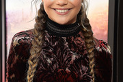 Maddie Ziegler French Braid