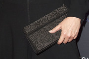 Monica Bellucci Studded Clutch