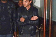 Iddo Goldberg Leather Jacket