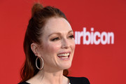 Julianne Moore Half Up Half Down