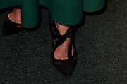 Laurie Metcalf Evening Pumps