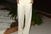 Emmanuelle Chriqui Wide Leg Pants