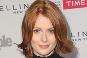 Emily Beecham Short Straight Cut