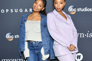 Halle Bailey Denim Jacket