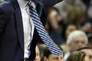 Avery Johnson Checkered Tie
