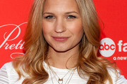 Vanessa Ray Long Wavy Cut