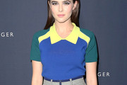 Zoey Deutch Polo Shirt